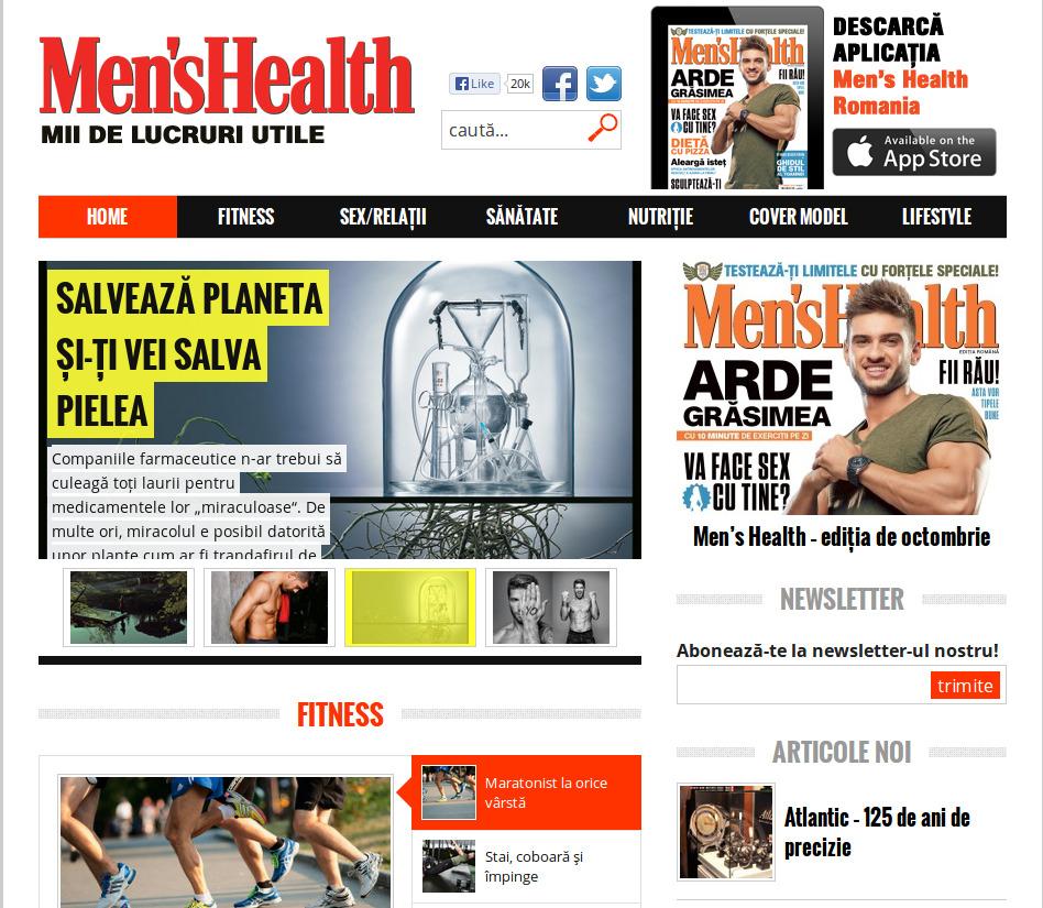 MensHealth.ro | Mii de lucruri utile-mid