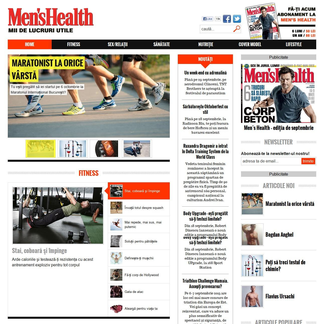 MensHealth.ro | Mii de lucruri utile - thumb